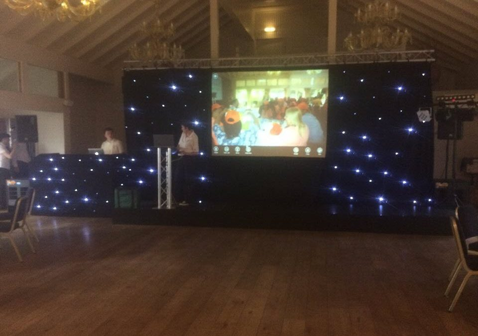 Conference Production – Marwell Hotel