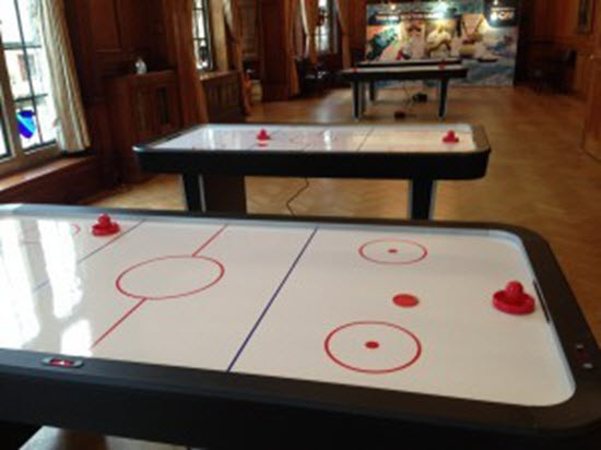 Air Hockey Hire