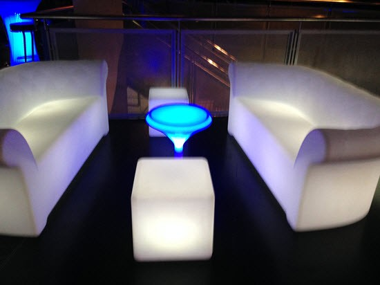 LED Low Level Table