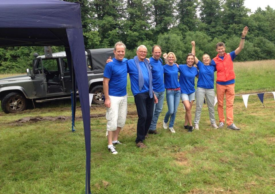 Country Pursuits Team Building Event – Pennyhill Park, Surrey