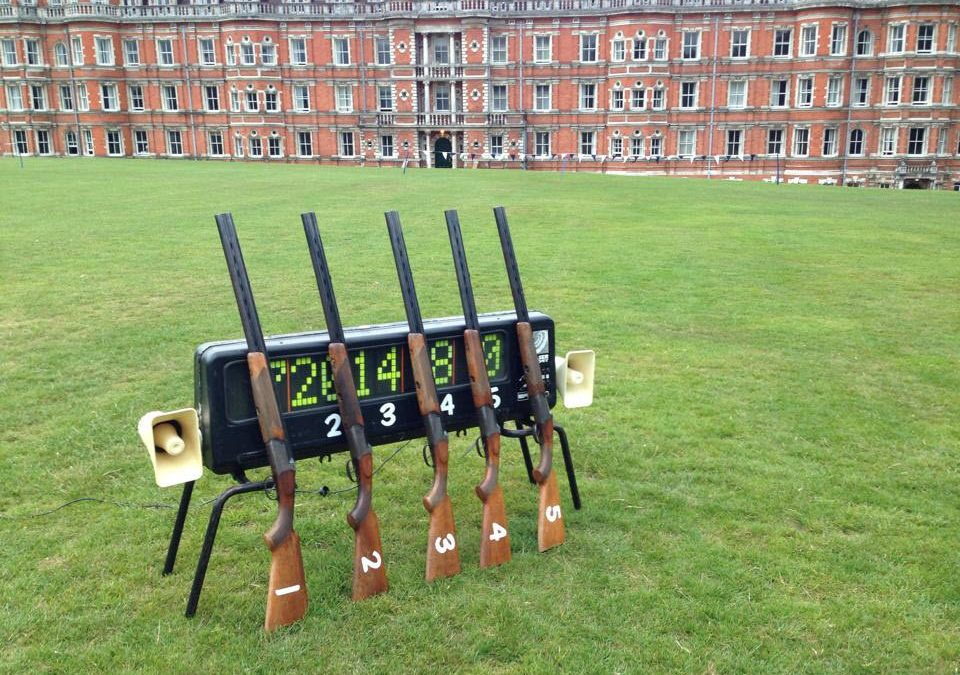 Garden Games and Country Pursuits – Royal Holloway, University of London