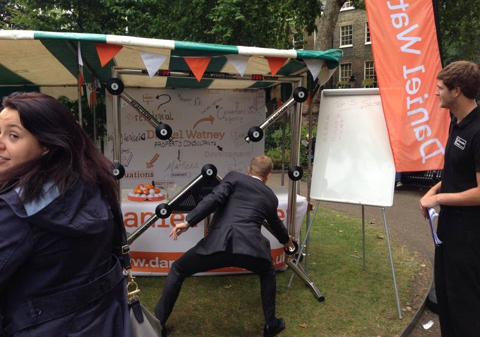 Batak Pro Challenge – Bloomsbury Square London