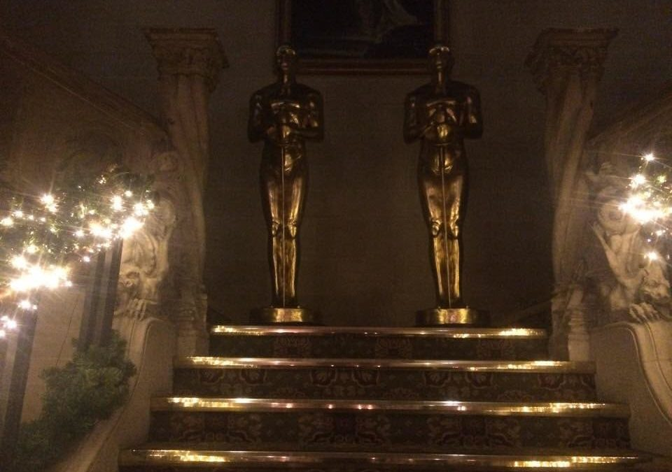Hollywood Oscars Award Party at Sunningdale Park Ascot