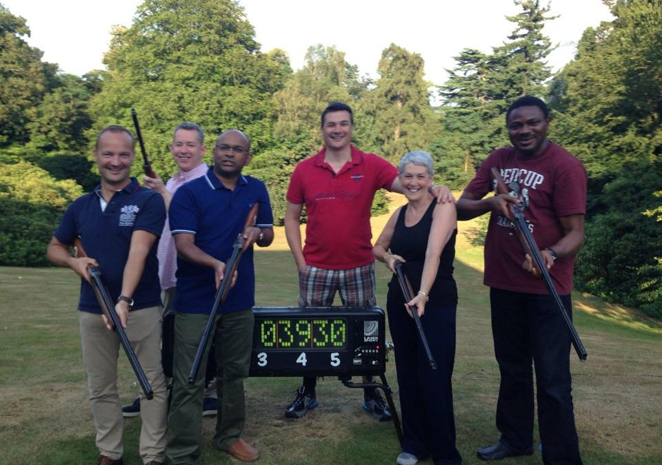 Country Pursuits Event – Sunningdale Park, Ascot