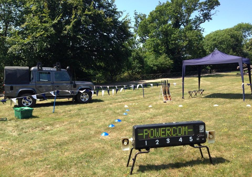 Country Pursuits Event – Danesfield House, Marlow, Buckinghamshire
